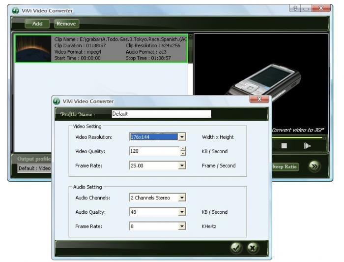 ViVi Video Converter