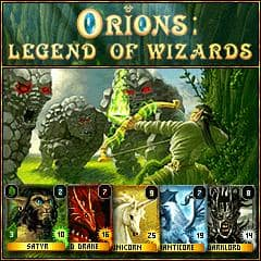 Orions Legend of Wizards