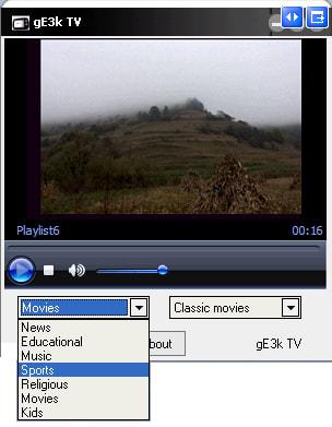 gE3k TV