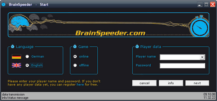 BrainSpeeder