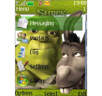 Thème Shrek 3