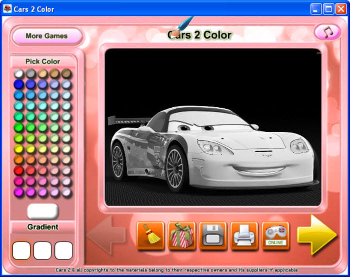 Cars 2 Color - Download