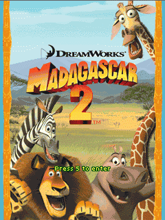 Madagascar 2 : Escape to Africa