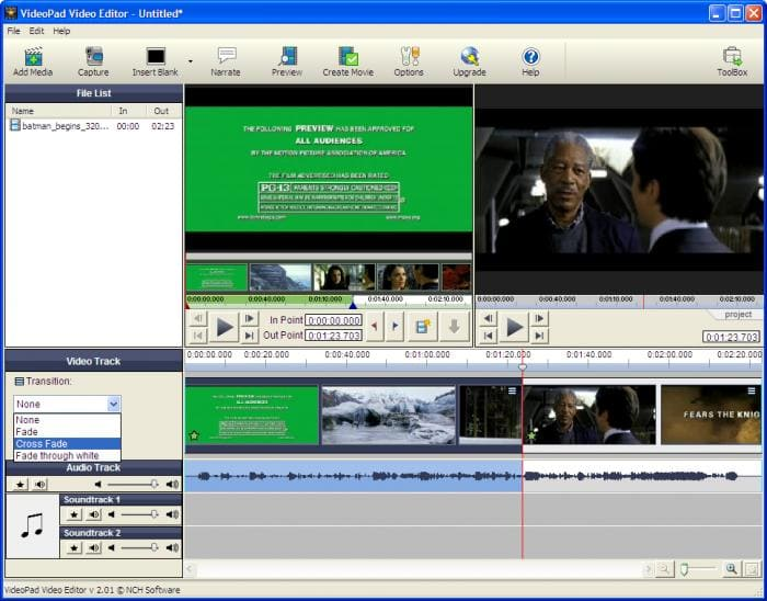 Videopad video editor download pros ccuart Choice Image