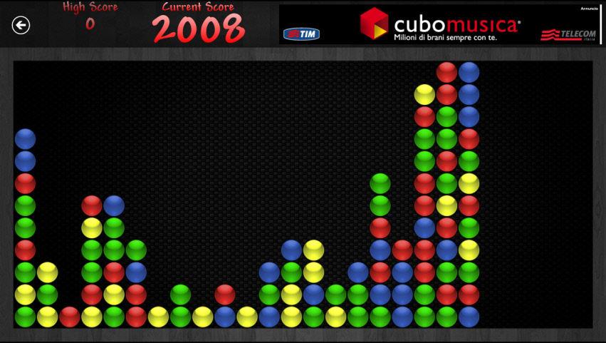 BubbleBreaker per Windows 10