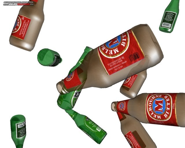 3D Beers of the World Screensaver
