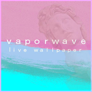 VAPORWAVE Live Wallpaper 1.0