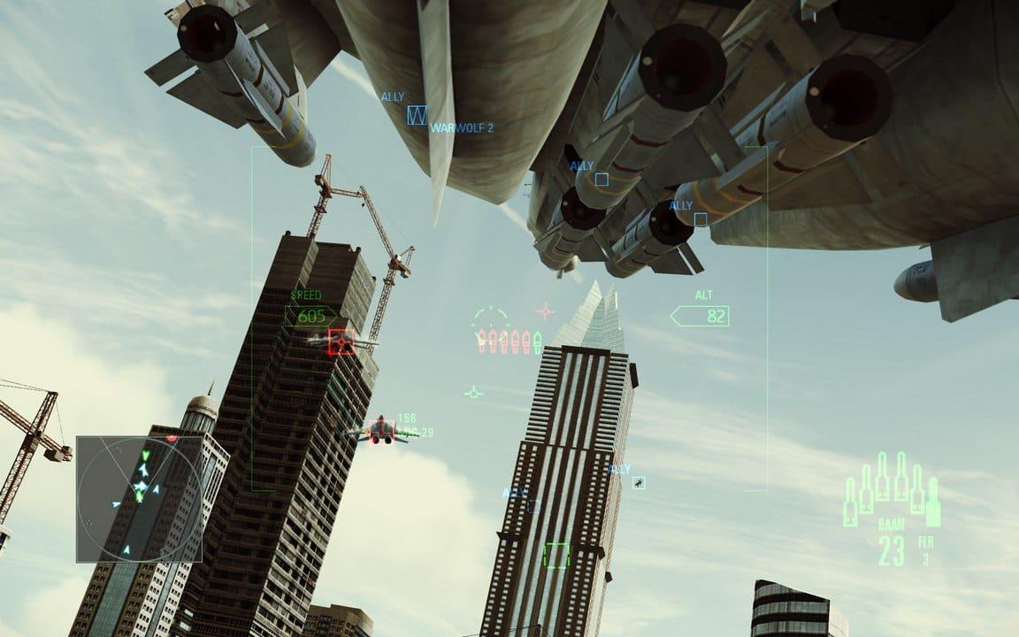 Ace Combat Assault Horizon: Enhanced Edition …