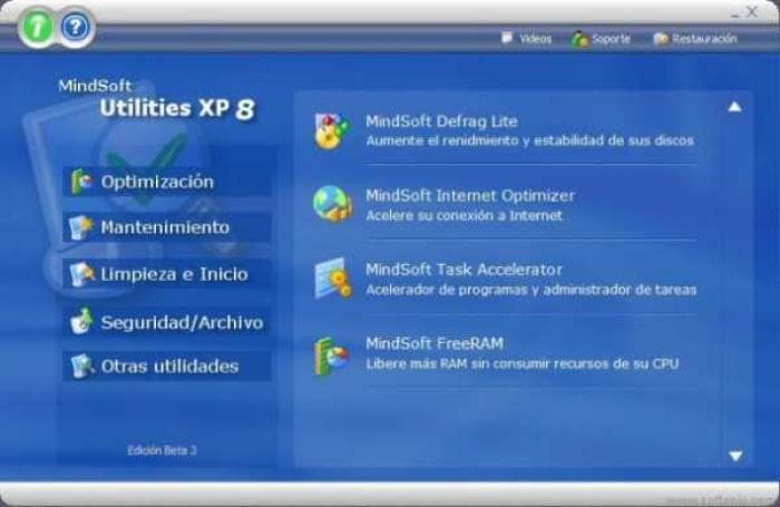 MindSoft Utilities XP