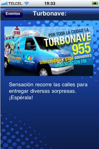 Sensacion FM 95.5 App