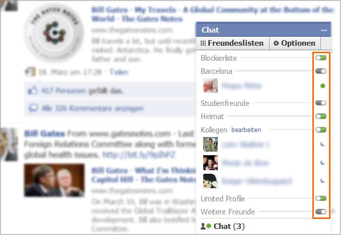 Facebook Chat Sidebar Disabler