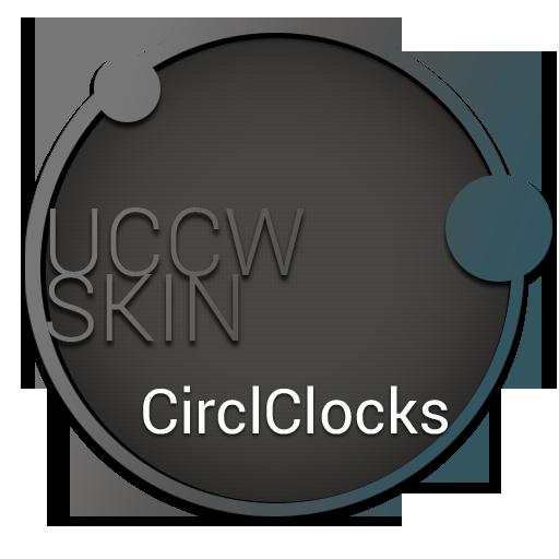 CirclClocks uccw skin 1.0
