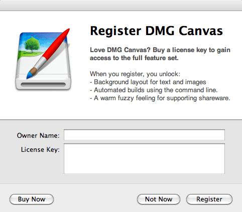 DMG Canvas