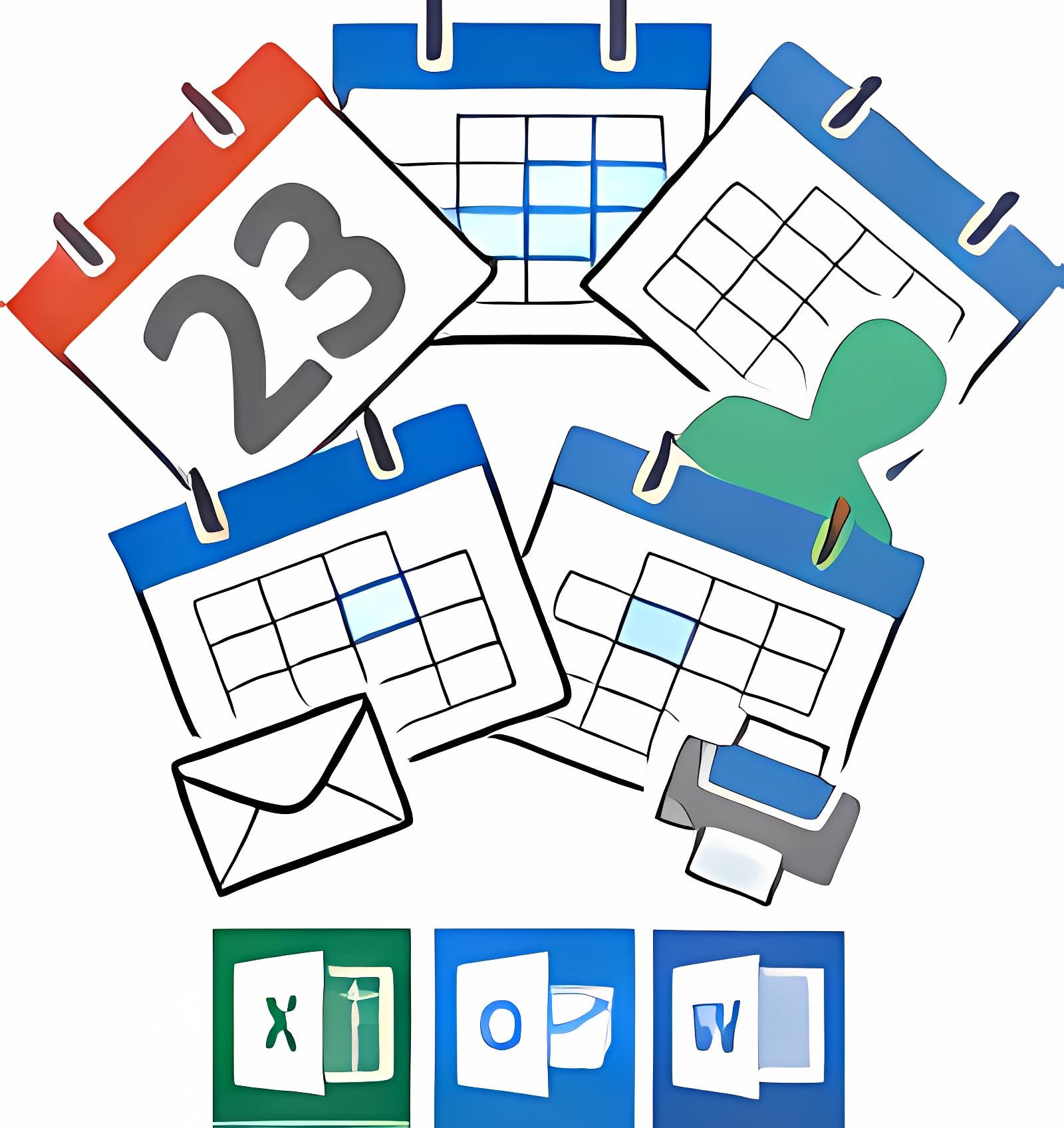 SmartTools Kalenderpaket 2014 für Office