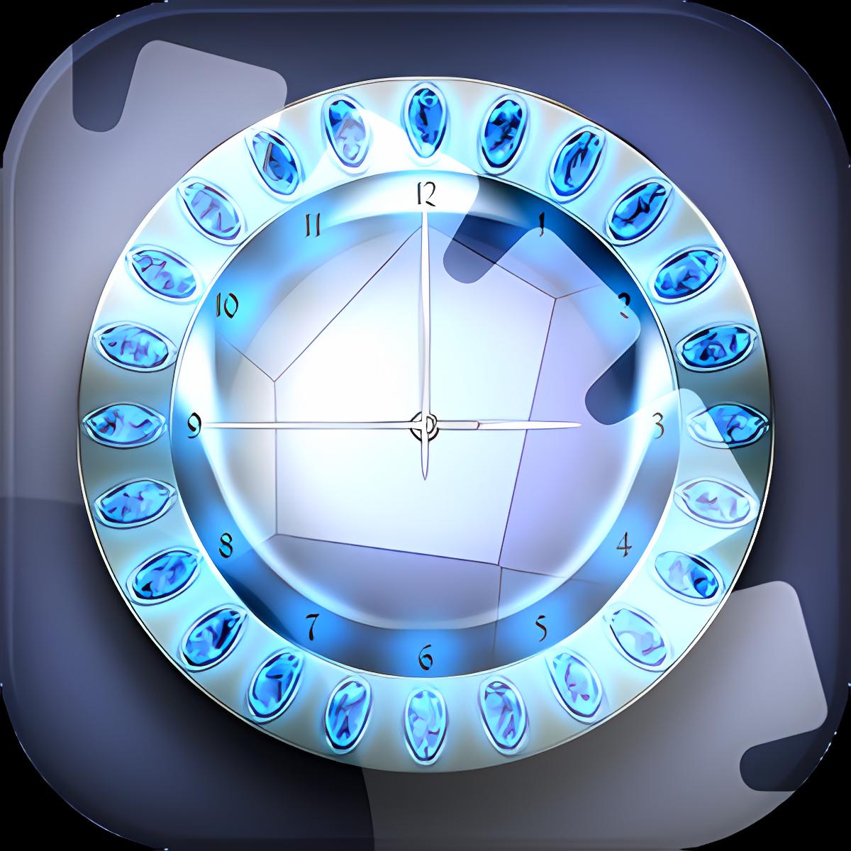 Royal Clock Live Wallpaper 1.1