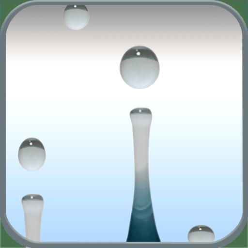 Water Drop 3D Live Wallpaper 1