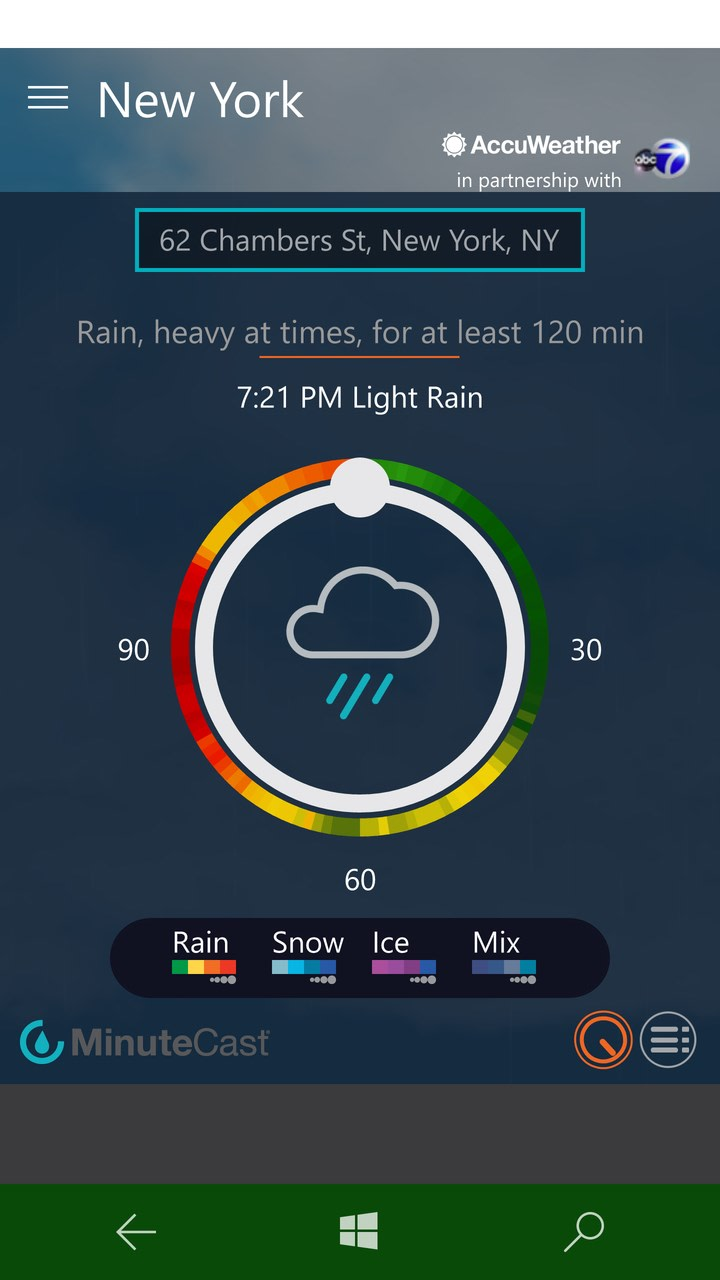 AccuWeather Weather For Life Download - Free accuweather