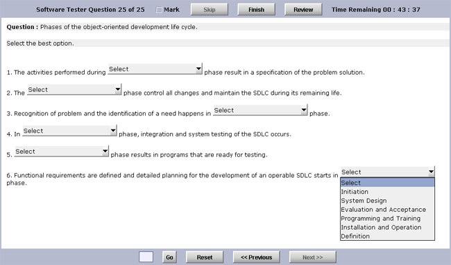 Test Generator Software Advanced Edition