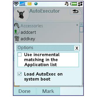 AutoExecutor