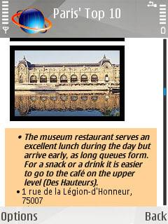 Paris DK Eyewitness Top 10 Travel Guide & Map