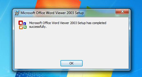 free micosoft word