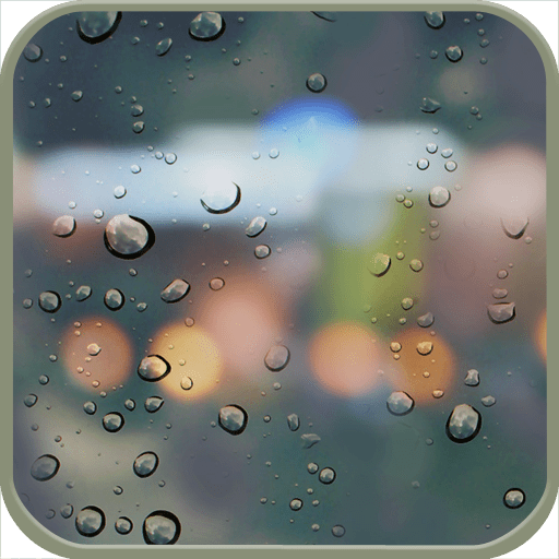 Rain Drops 3D Live Wallpaper 1