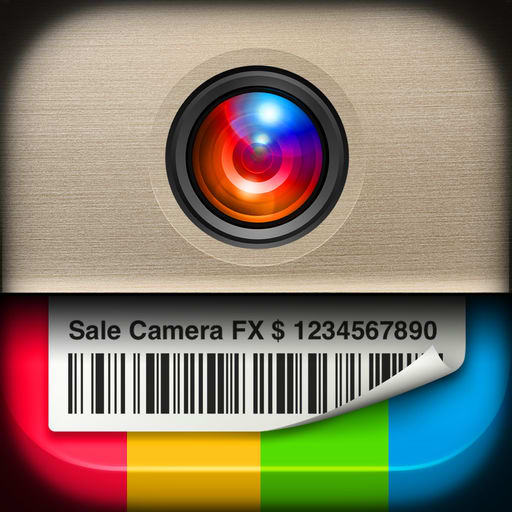VENTA cámara - la comercialización de efectos de cámara, además de editor de fotos