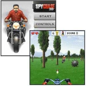 SpyChase 3D