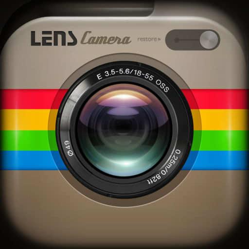 Camera Lens-Mejor Photo Editor y elegantes Efectos Cámara Filtros