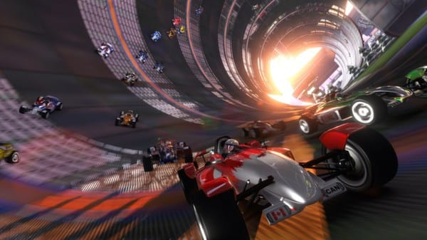 TrackMania 2 Stadium Open Beta