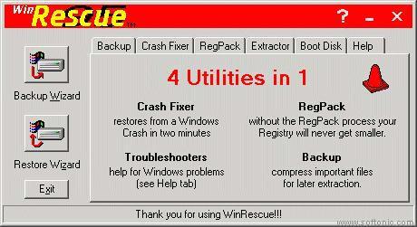 WinRescue 95