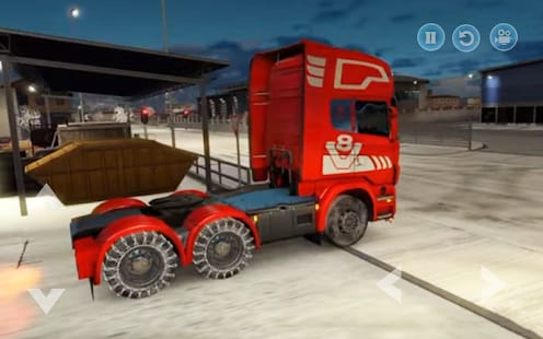 Euro Truck Heavy Cargo Transport Delivery Game 3D