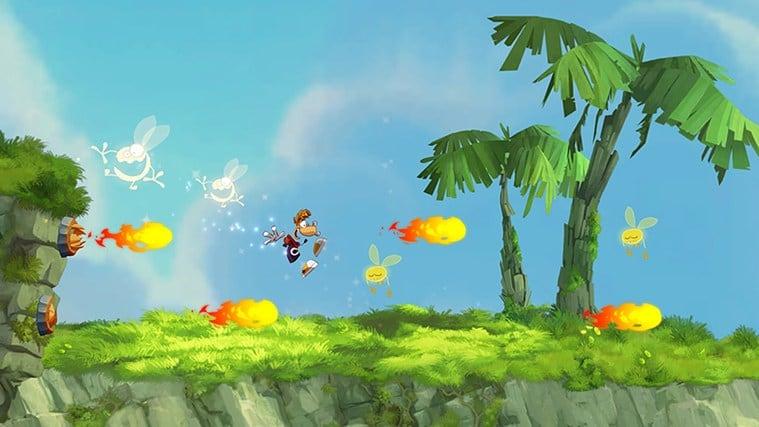 Rayman Jungle Run für Windows 10