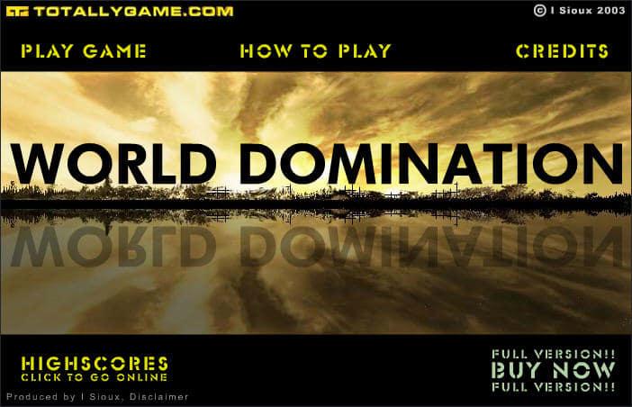 Domination for dummies world global