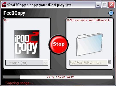 iPod2Copy