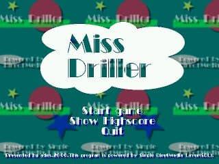 Miss Driller