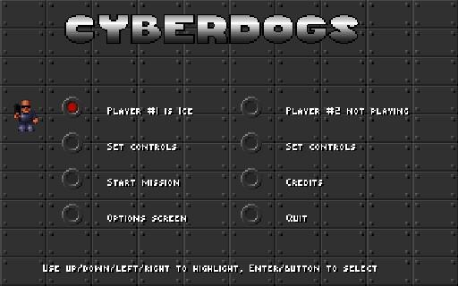 C-Dogs SDL