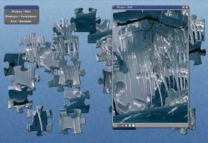 Webetiser Winterpuzzle