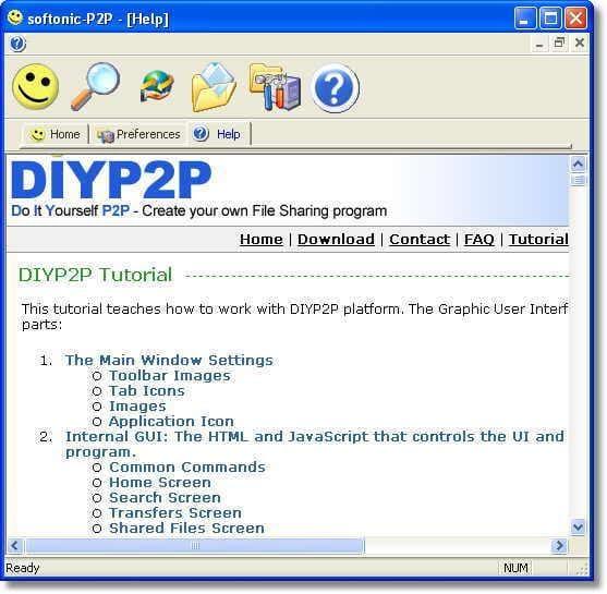 DIYP2P Paranoia