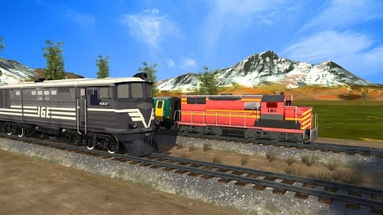 Indian Train Simulator 2017