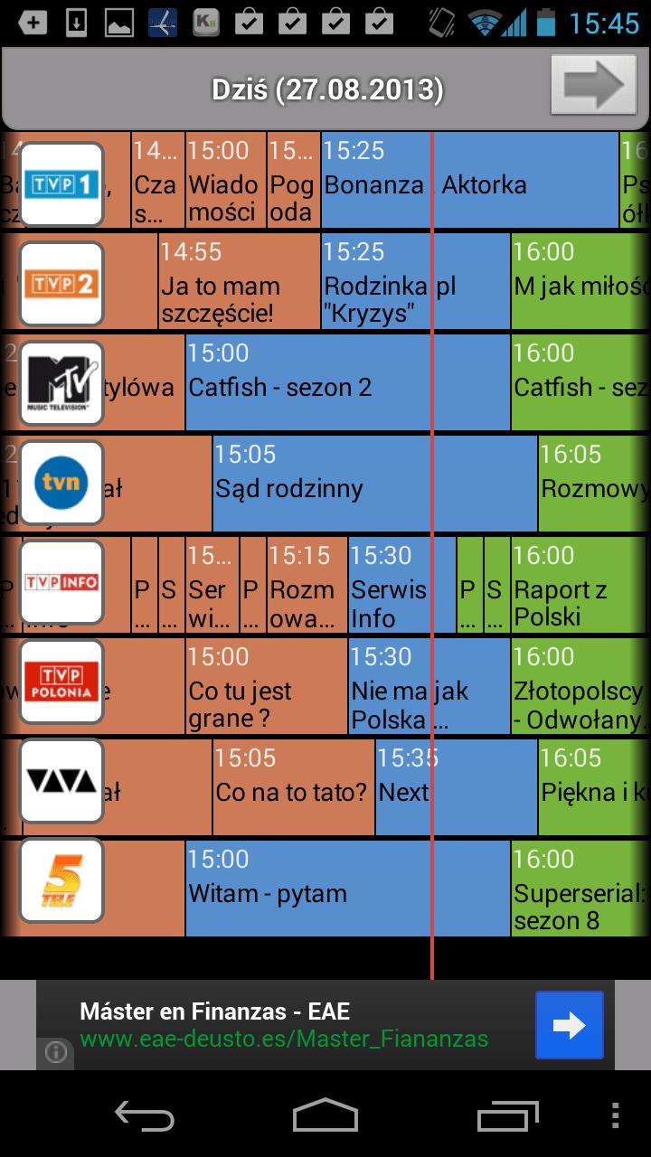 TV Guide TIVIKO