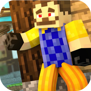 Map Hello Neighbor for MCPE 1.0