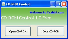 CD-ROM Control