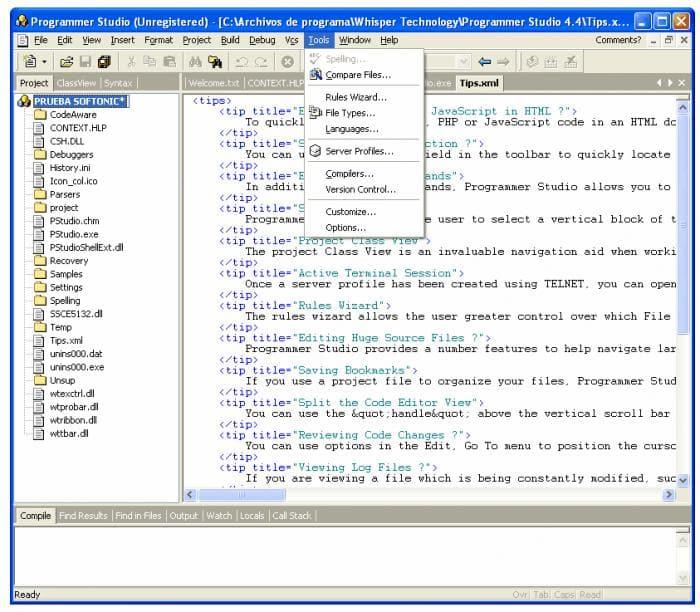 Programmer Studio