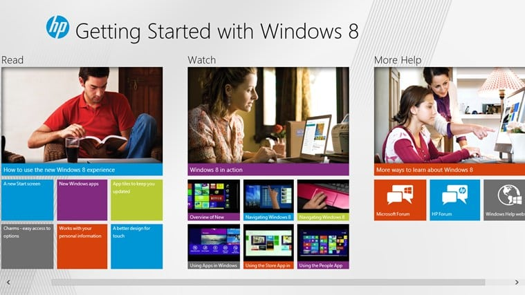 Getting Started for Windows 10