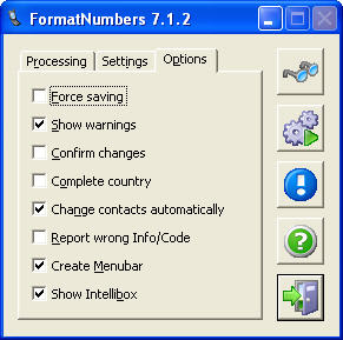 FormatNumbers 7.1.4