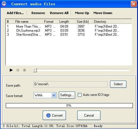 Absolute MP3 Splitter & Converter