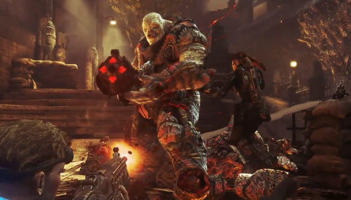 Gears of War: Judgment Trailer