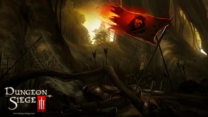 Dungeon Siege 3 Wallpaper
