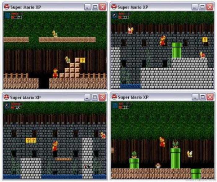 Mario XP